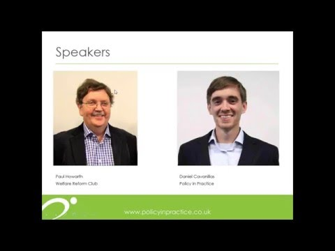 Webinar: How to Future Proof Your CTRS scheme for Universal Credit