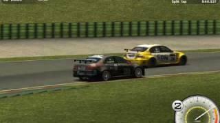 Regaining positions in GTR Evolution (PC)