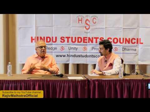 Princeton University's Parth Parihar Interviews Rajiv Malhotra