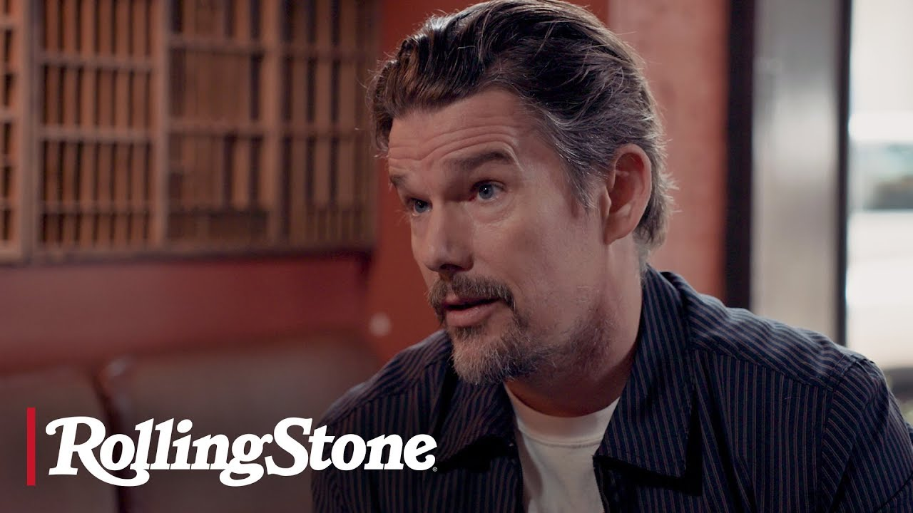 Ethan Hawke: The Rolling Stone Interview