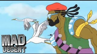major lazer get free feat amber of dirty projectors official lyric video hq audio