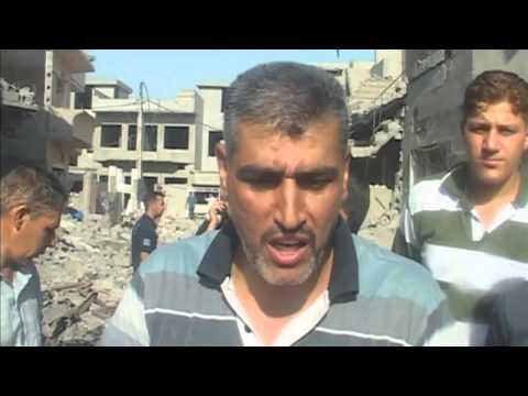 Iraqi car bomb attacks condemned
