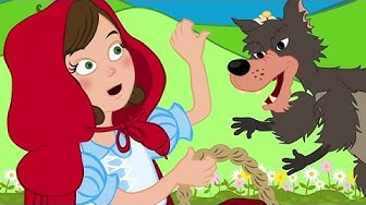 Little Red Riding Hood story for children | Bedtime Stories | Little Red Riding Hood Songs for Kids