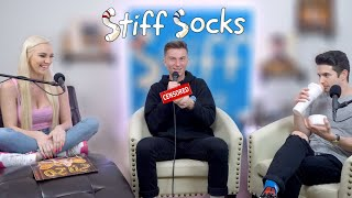 Adult Actress Kendra Sunderland Reveals The Secrets About P*** | Stiff Socks Podcast Ep. 57