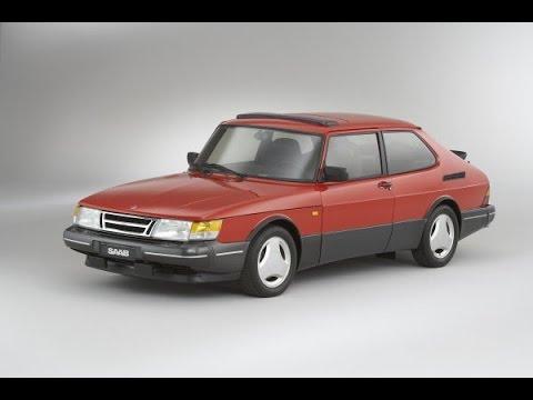 Заброшенные автомобили - SAAB 900 Coupe