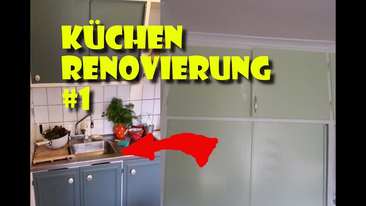 Küchen Renovierung - Total Kitchen Makeover #1 Aus Alt mach Neu ...
