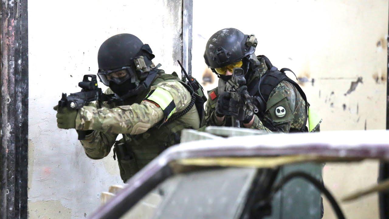 Отряд спецназа ФСБ Град