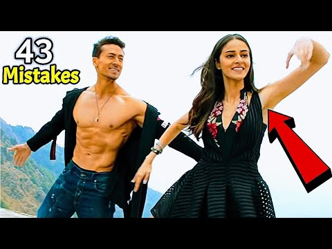 "43 Mistakes In Student Of The Year 2 - Plenty Mistakes In ""Student Of The Year 2"" Full Hindi Movie"