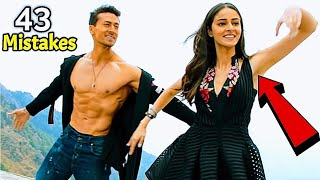 """43 Mistakes In Student Of The Year 2 - Many Mistakes in """"Student of the year 2"""" full hindi movie"""