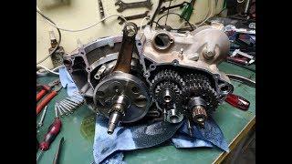 Moteur KTM 530 2008