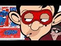 HERO Bean | (Mr Bean Cartoon) | Mr Bean Full Episodes | Mr Bean Official
