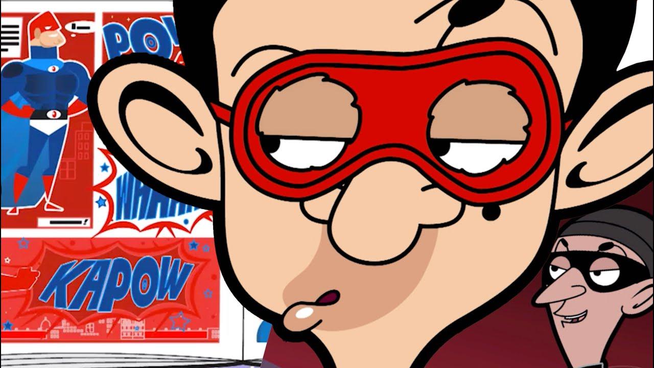 Download HERO Bean | (Mr Bean Cartoon) | Mr Bean Full Episodes | Mr Bean Official