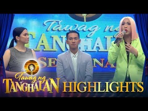 Tawag ng Tanghalan: Vice shares something about 'forgiveness'