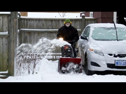 Maritimes hit hard by winter storm