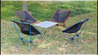 Компактный стул для походов/рыбалки  |  товары с алиэкспресс от которых ты офигеешь