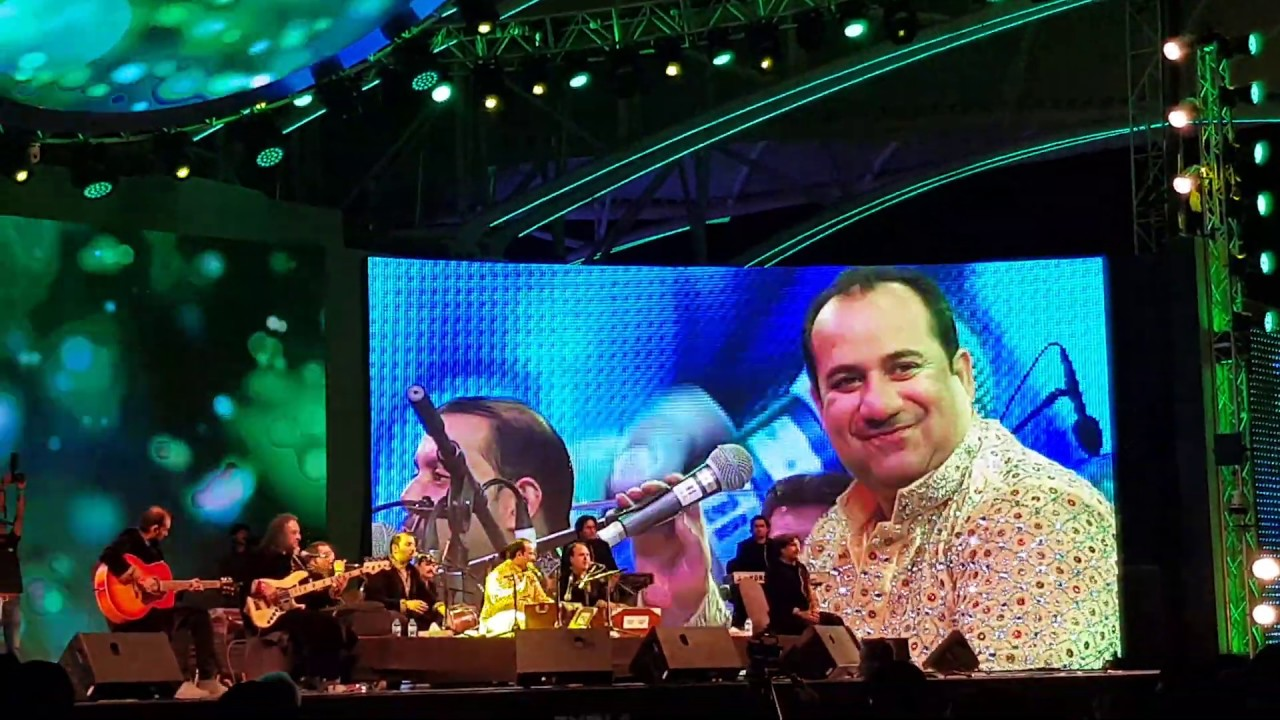 Tu kuja man kuja | Rahat Fateh Ali Khan | In Global Village Dubai 2019