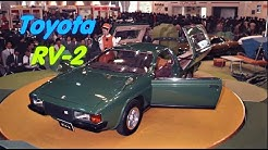 Toyota RV-2