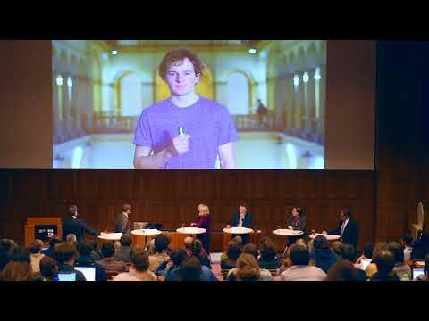 Videoaufnahme Podiumdiskussion Vision 2030 - Nachhaltigkeitswoche Zürich 2018