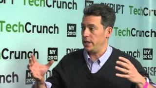 Backstage With Jim Bankoff | Disrupt NY 2013