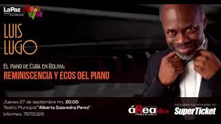 Rachmaninoff- Études-tableaux op.33-39 Luis Lugo Piano Cuba -Bolivia -Chile -Argentina