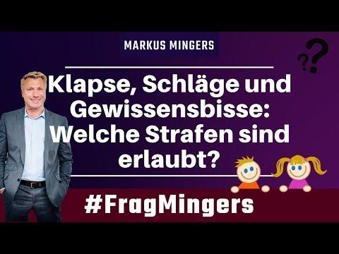Klapse, Schläge und Gewissensbisse: Welche Strafen sind erlaubt? | #FragMingers