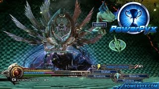 Lightning Returns: Final Fantasy XIII - Bhunivelze Final Boss Fight (A Legend from Times Past)