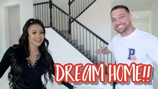 WELCOME TO OUR DREAM HOME!! **official empty house tour**