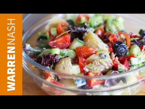 Low FODMAP Recipes Potato Salad Lunch Recipes by Warren Nash