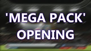 FIFA 13 Ultimate Team | 35K SPECIAL MEGA PACK Opening - Merry Christmas!
