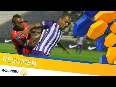 Resumen: Alianza Lima vs. Unión Comercio (1-0)