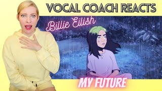 Baixar Vocal Coach/Musician Reacts: BILLIE EILISH 'My Future'