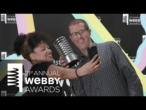 The Museum of Modern Art's 5-Word Speech at the 21st Annual Webby Awards