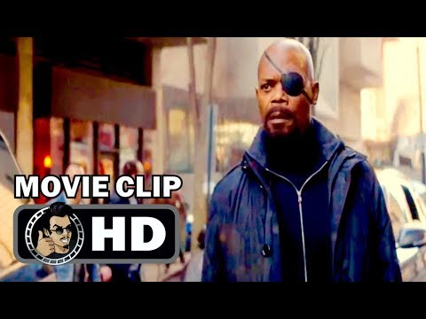 AVENGERS: INFINITY WAR - After Credits Scene (2018) Marvel