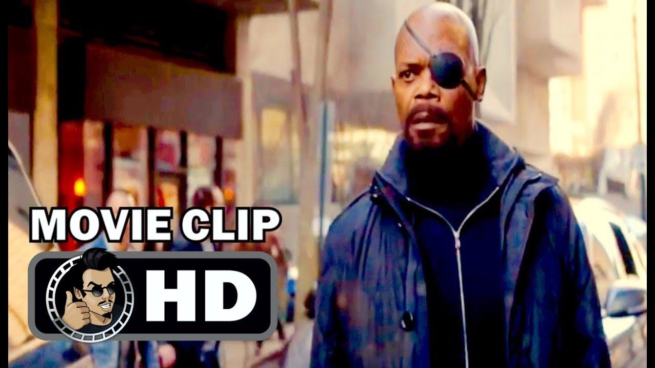 Avengers Infinity War After Credit Scene