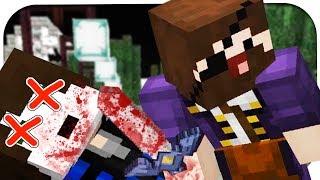DER KAMPF ZWISCHEN ZWEI UNSTERBLICHEN MINECRAFTERN! ☆ Minecraft: Murder thumbnail