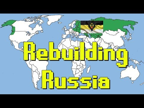 Supreme Ruler 2020 | Rebuilding The Russian Empire | Part 1 | Expansion is Key to Survival