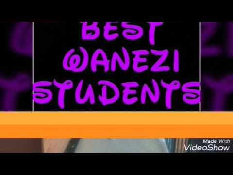 WANEZI FORM 4 STUDENTS OF 2016