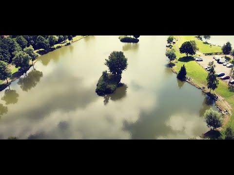 Makins Fishing Lakes With Mavic Mini
