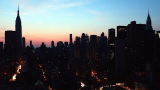 News coverage of 2003 blackout in New York City: ABC7