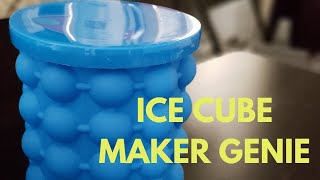 Ice Genie - Ice Cube Maker : It Actually Works