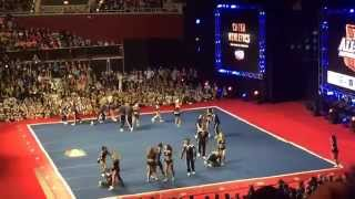 Cheer Athletics Wildcats NCA 2015 Day 2