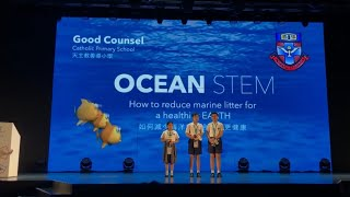 Publication Date: 2021-03-19 | Video Title: OCEAN IN OCEAN : 到底小學生可唔可以改變世界