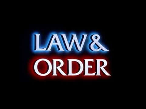 Law & Order  Voice Over