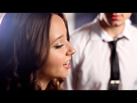 Safe and Sound – Capital Cities (Cover by Ali Brustofski & Corey Gray – Official Music Video)