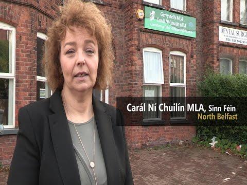 DUP cannot block love - Carál Ní Chuilín