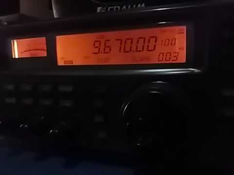 9670 kHz: Radio Veritas Asia, Palauig PHILIPPINES