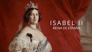Isabel II de España, la Reina Castiza