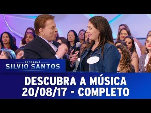 Descubra a Música | Programa Silvio Santos (20/08/17)
