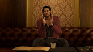 Yakuza 5- Karaoke: So Much More (Akiyama cheering alone)