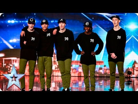 Total TXS are a total success with the Judges | Auditions We